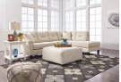 Kirwin Nuvella® - Sand 2 Piece Sectional Product Image