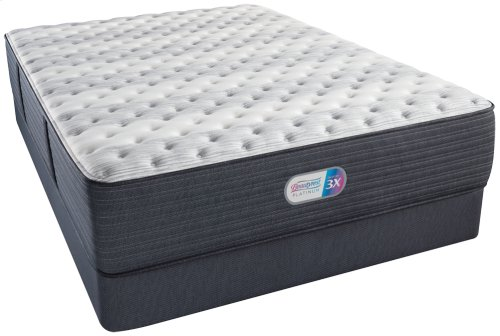 BeautyRest - Platinum - Haddock Meadow - Extra Firm - Tight Top - Cal King