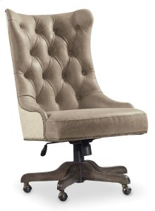 Home Office Vintage West Executive Desk Chair