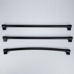 WhirlpoolFrench Door Refrigerator Handle Kit, Black