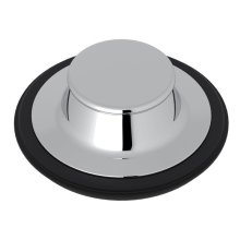 Polished Chrome Disposal Stopper