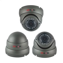 Dome Varifocal AHD 720P - Grey