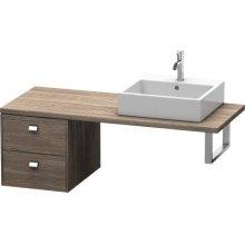 Brioso Low Cabinet For Console, Pine Terra (decor)