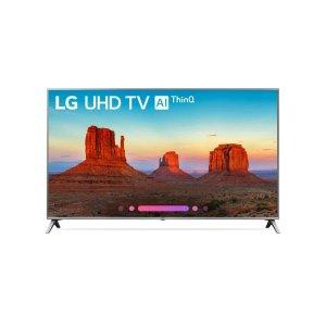 LG AppliancesUK6500AUA 4K HDR Smart LED UHD TV w/ AI ThinQ® - 65'' Class (64.5'' Diag)