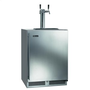 "Perlick 24"" Outdoor Beer Dispenser"
