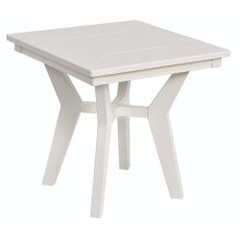 Mayhew Square End Table
