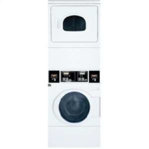 Speed QueenMicro-Display Stack Washer/Dryer