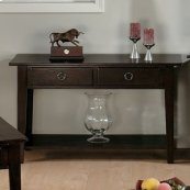 Sofa Table W/ 2 Drawers