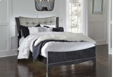 Amrothi - Black 3 Piece Bed Set (Queen)