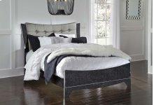 Amrothi - Black 3 Piece Bed Set (Queen)
