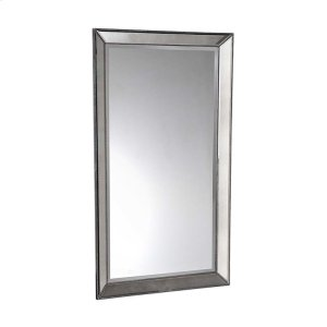 BASSETT FURNITUREExtra Large Beaded Wall Mirror
