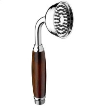 Polished Nickel Easy clean hand shower