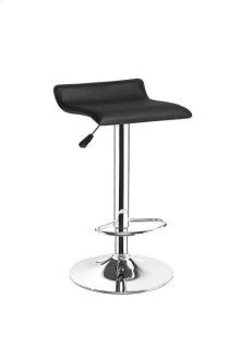 Tolar Black Bar Stool