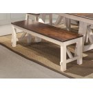 Winslow Farmhouse Dining Bench Product Image