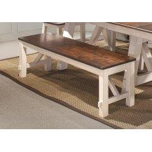 Winslow Farmhouse Dining Bench