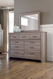Zelen - Warm Gray 2 Piece Bedroom Set Product Image