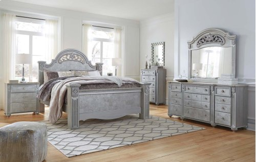 B357 King Bed (Zolena)