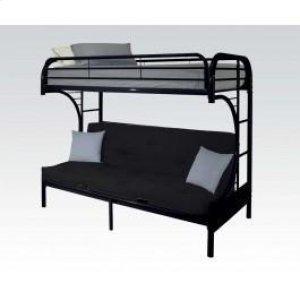 Black T/f/futon Bunkbed