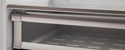 30 inch Built-In Bottom Mount Panel Ready Stainless