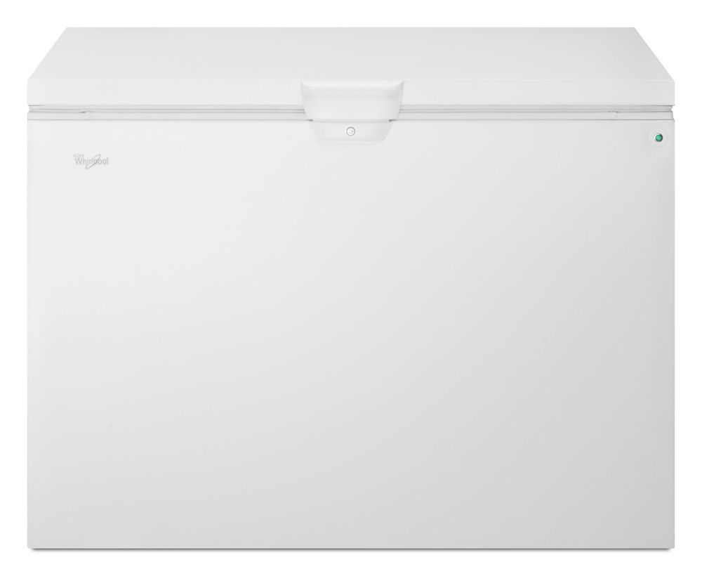 Whirlpool15 Cu. Ft. Chest Freezer With Large Storage Baskets