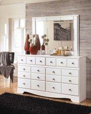 Weeki - White 2 Piece Bedroom Set Product Image
