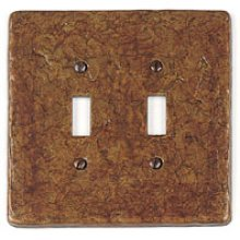 Accents wall plate cover
