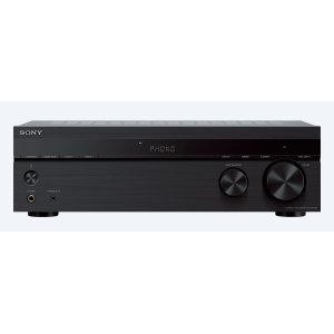 SonyStereo Receiver Phono Input and Bluetooth® Connectivity  STR-DH190