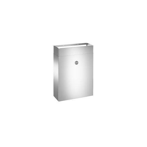 30 Full Width Duct Cover Stainless Steel