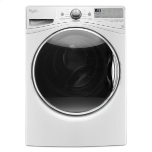 4.5 cu.ft Front Load Washer with Load & Go , 12 cycles - WHITE