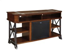 Vinasville - Brown 2 Piece Entertainment Set