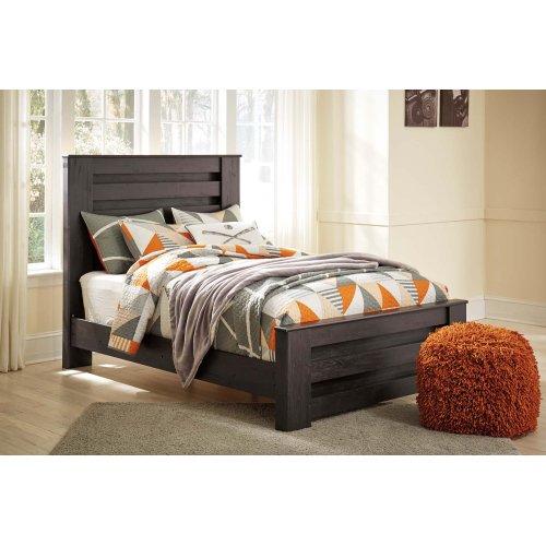 Brinxton - Black 3 Piece Bed Set (Full)