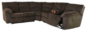 Hopkinton - Chocolate 2 Piece Sectional