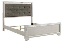 Queen Panel Footboard