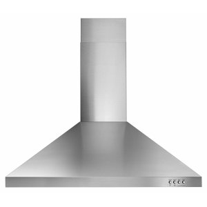 "Amana30"" Contemporary Stainless Steel Wall Mount Range Hood"