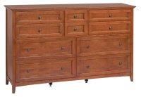 "GAC 75""W McKenzie Master Dresser Product Image"