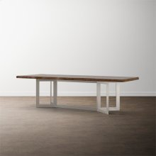 """MODERN with Bench*Made 108"""" Maple Astor Table"""