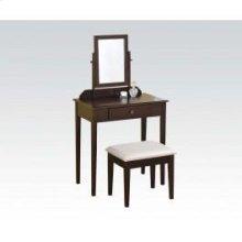 Vanity Set W/mr , Stool