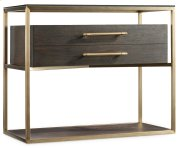 Bedroom Curata One-Drawer Nightstand Product Image