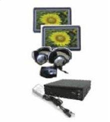 SE701BR, SD700, SIIR 1600, 2 Headphones, SIFM Modulator