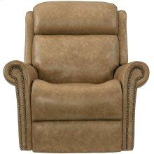 Evan Power Motion Chair in #44 Antique Nickel