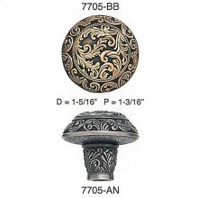 Glendale Knob/ See Matching Back Plate 8312