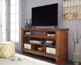 Ralene - Medium Brown 2 Piece Entertainment Set Product Image