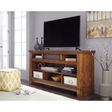 Ralene - Medium Brown 2 Piece Entertainment Set