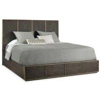 Bedroom Curata Queen Low Bed Product Image