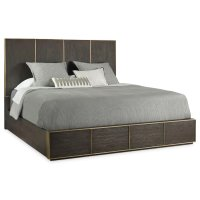 Bedroom Curata Queen Low Bed Product Image
