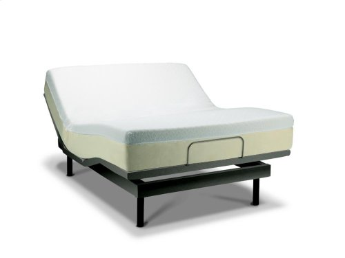 TEMPUR-Ergo Collection - Ergo Plus Adjustable Base - Split Cal King