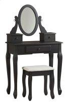 Vanity/Mirror/Stool (3/CN) Product Image