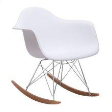 Rocket Chair White