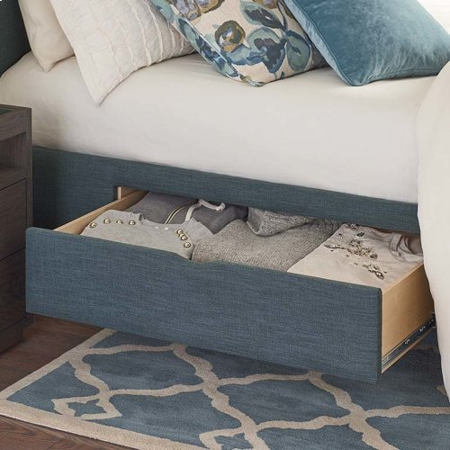 Custom Uph Beds Barcelona Twin Bonnet Bed