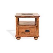 Sedona End Table w/ Drawer